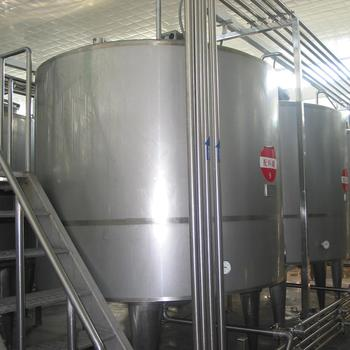 Industrial CIP Cleaning System Cleaning Equipment for milk production