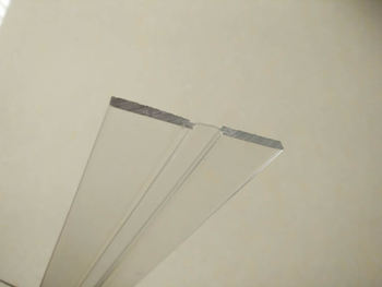 1meter clear soft plastic transparent acrylic hinge for acrylic sheet door box display case