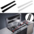 2PCS/set Silicone Stove Counter Gap Cover Flexible Silicone Gap Covers Seal The Gap Easy Clean Heat-resistant Slit Fill