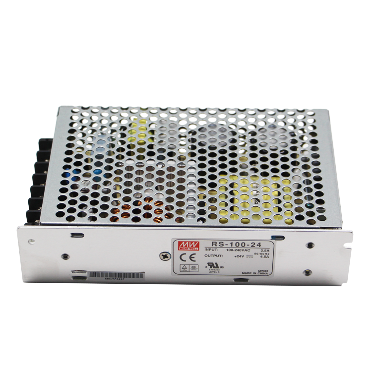 1pc Mean Well Switching Power Supply S-100-24 24v 4.5a for sale online