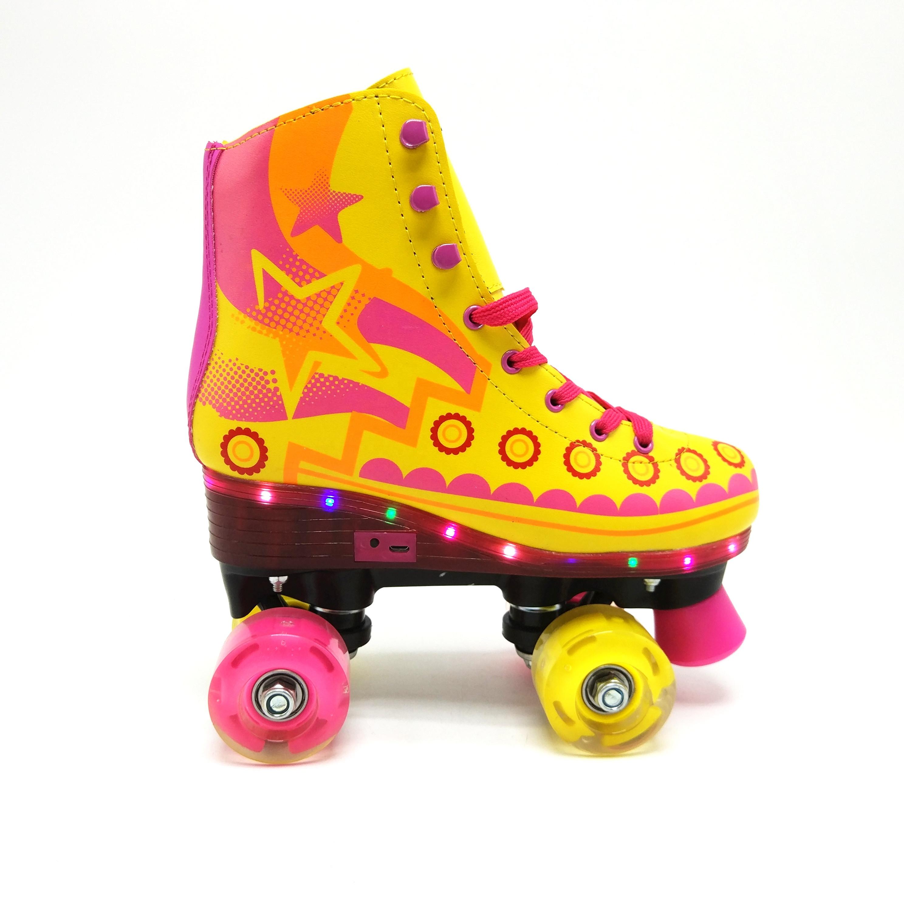 Soy Luna Roller Skate Size 36-37