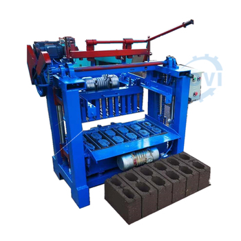Hydraulic clay hollow block making machine suppliers in south africa