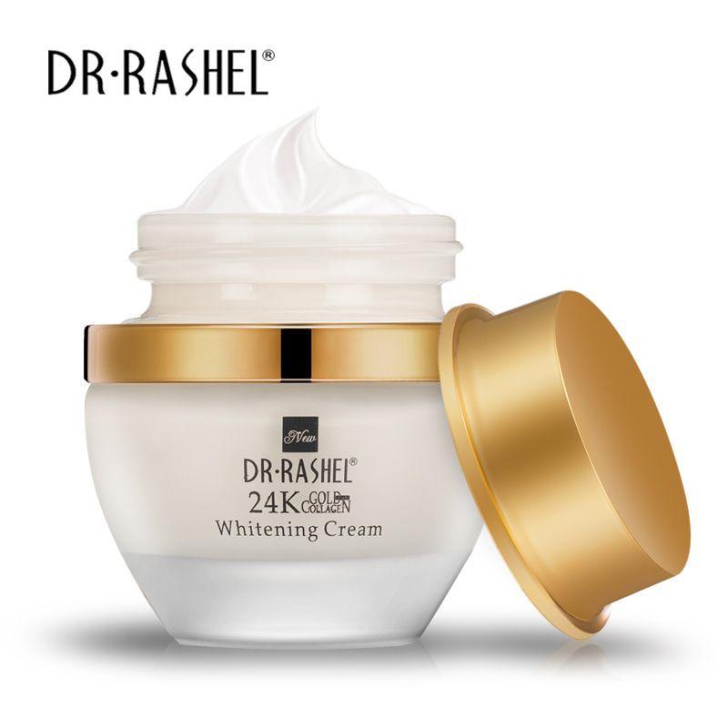 DR.RASHEL 30ml 24 K Gold Collagen Youthful Brightening Whitening Gel Cream,  View whitening cream, DR RASHEL Product Details from Yiwu Rashel Trading  Co., Ltd. on Alibaba.com