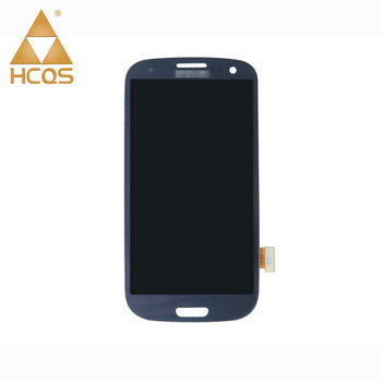 With Service Pack Wholesale Original LCD Display for Samsung S3 Replacement LCD Panel for Galaxy S3 Repair Phone Parts