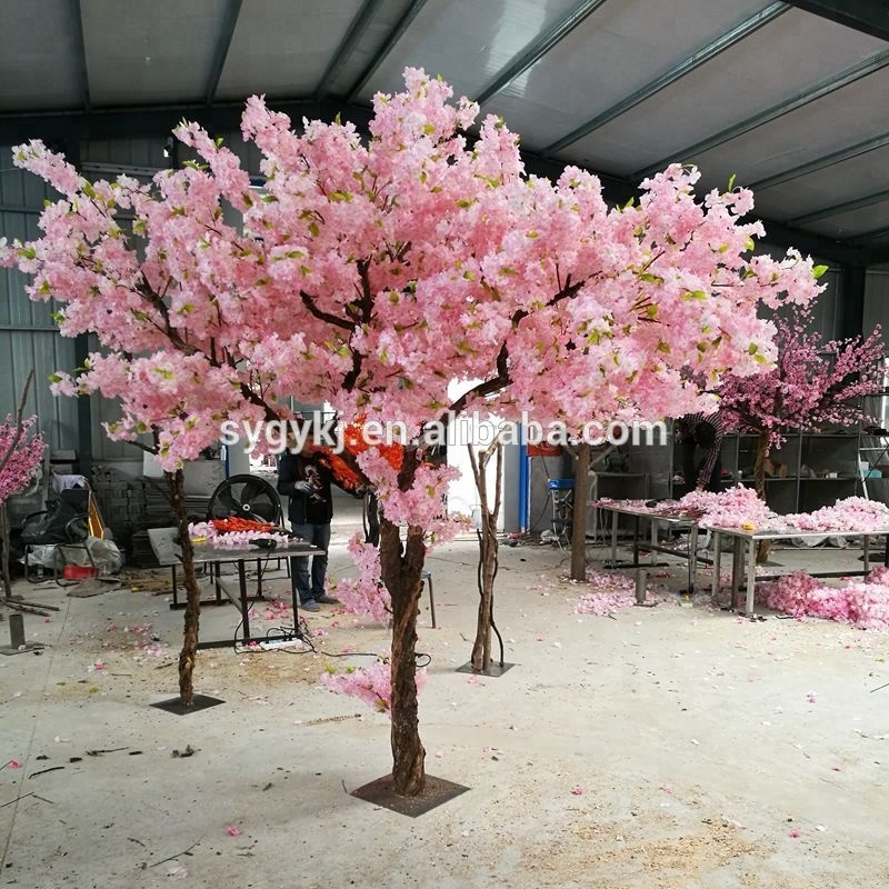 China Manufacturer Artificial Cherry Blossom Tree Buy Cherry Tree Artificial Cherry Tree Artificial Tree Product On Alibaba Com