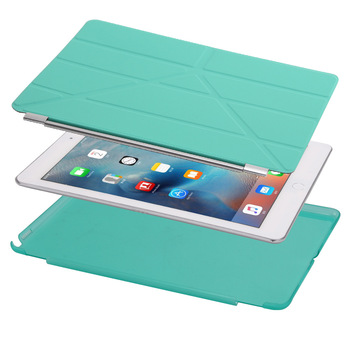 New Product Anti Dropping Protective Leather Smart Cover For Ipad Mini 2 Case Leather