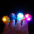 Hot Selling Party Flashing Light Led Bumpy Jelly Ring Light