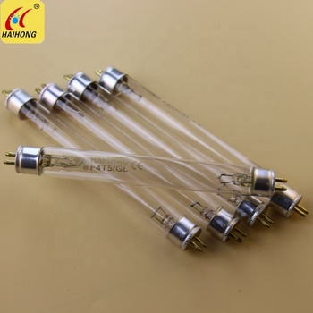 LED UV ozone lamp T8 UVC 254nm germicidal lamp T5 Made in China Zhejiang