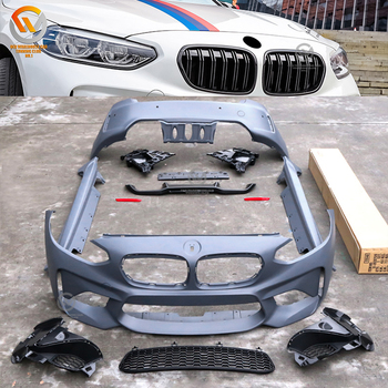 For bmw 1 Series F52 M2 Style Body Kit Front Rear Bumper 17 up