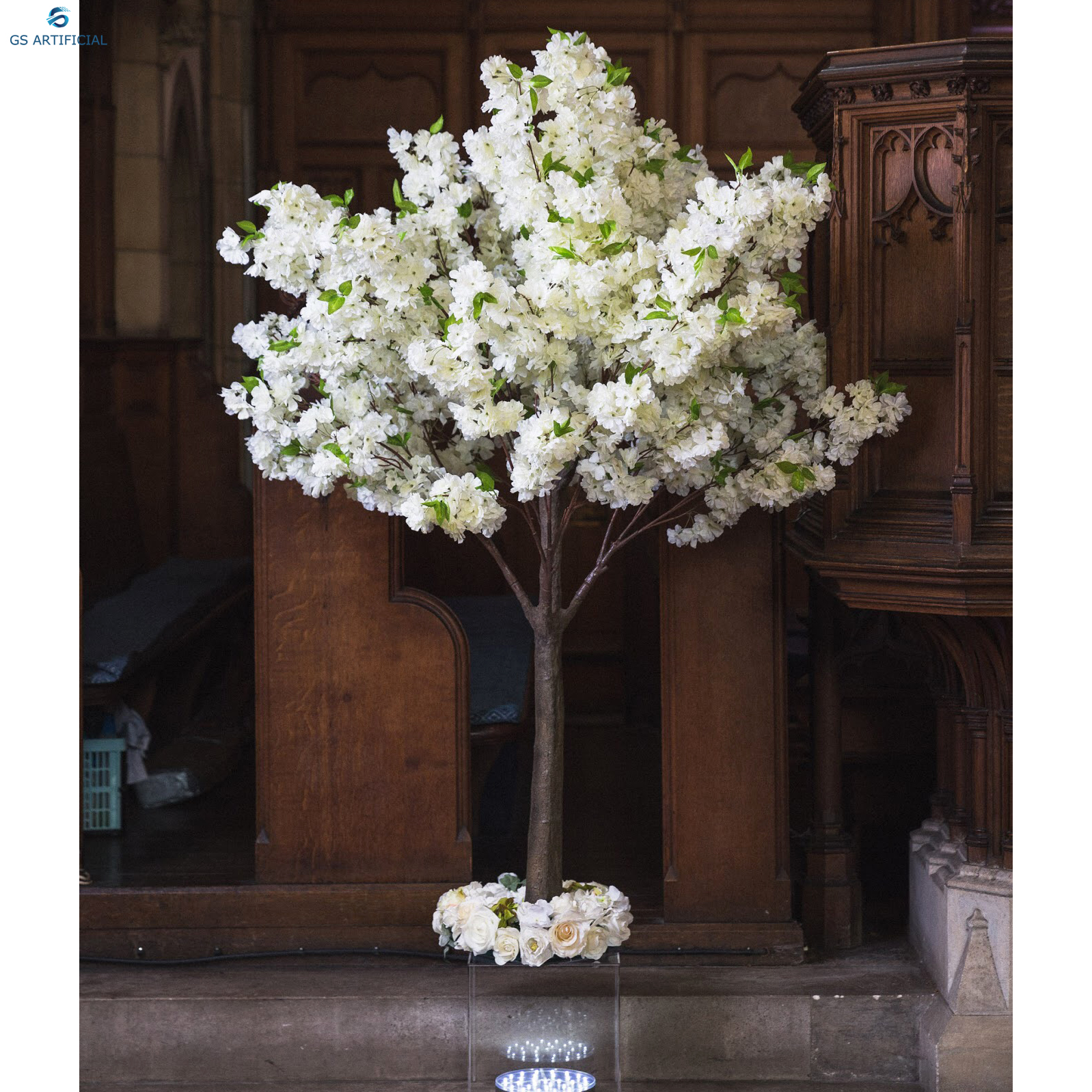 Artificial White Cherry Blossom Trees Small Tree Wedding Centerpieces Buy Artificial White Cherry Blossom Tree Artificial Tree Cherry Blossom Tree Branches Product On Alibaba Com