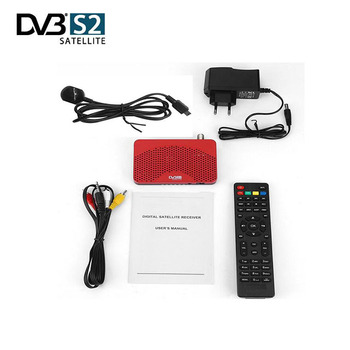 Worldwide MINI HD dvbs2 decodificador satellite tv receiver with Dish