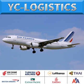cheap air cargo shipping service freight forwarder china to Serbia