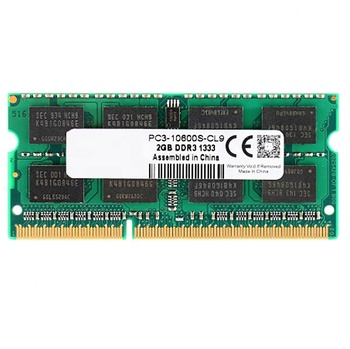 DDR3 2GB Ram 1333Mhz 204pin laptop Notebook memory