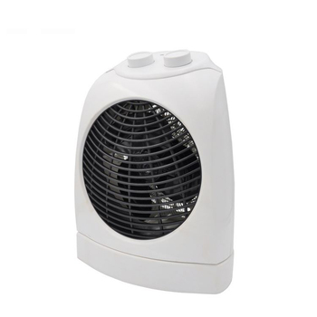 Electric plug in fan heater for home low energy mini fan heater battery