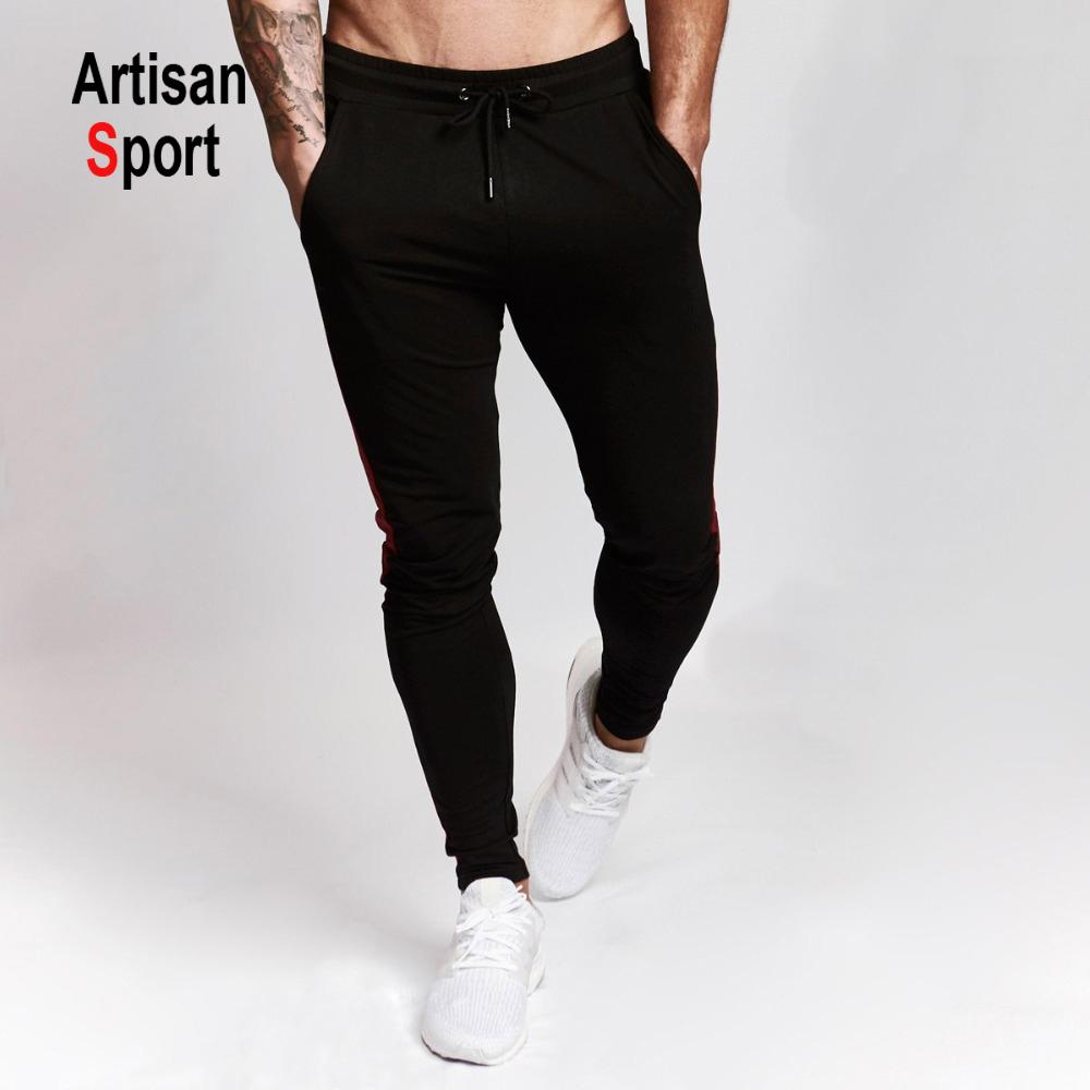 Men/'s Tracksuit Bottoms Silky Joggers Jogging Gym Sports Pants Slim Fit Trousers