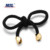Metal accessories cord end stoppers for swimwear