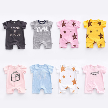 China Supplier Baby Clothes Wholesale Price Baby Product Harem Romper In Yiwu Market