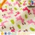 double brushed custom print cotton flannel fabric for baby blanket wholesale