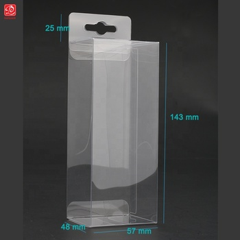 Plastic Material Use Fishing Lure PET Plastic Boxes,Custom Clear PVC Plastic Boxes Fishing Lure Acetate Packaging Boxes