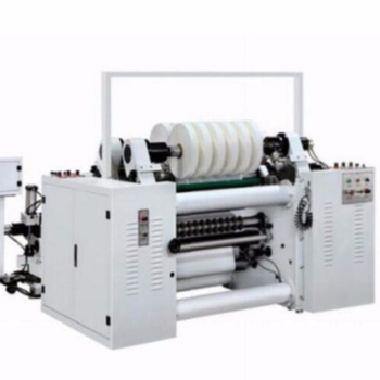 LCZ High Speed Center Surface Rewinding And Slitting Machine