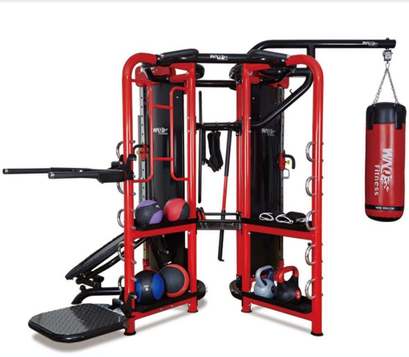 F1-A8001 Super Multi-station Integrated Exercise Machine Training Gym  equipments Fitness equipments, View gym equipment, WNQ Product Details from  WNQ (Shanghai) Body-Building Equipment Co., Ltd. on Alibaba.com
