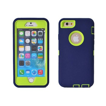 Original Classical Defender Mobile Cover For Apple iPhone 5 5S Strong Phone Case;For iPhone 5S Belt Clip Holster Case