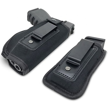 Universal IWB Holster for Concealed Carry Tactical Mag Pouch Inside Waist Belt Hand Gun Holster