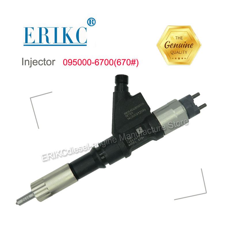 BRAND NEW Denso Diesel Injector DCRI107670 5 YEAR WARRANTY GENUINE