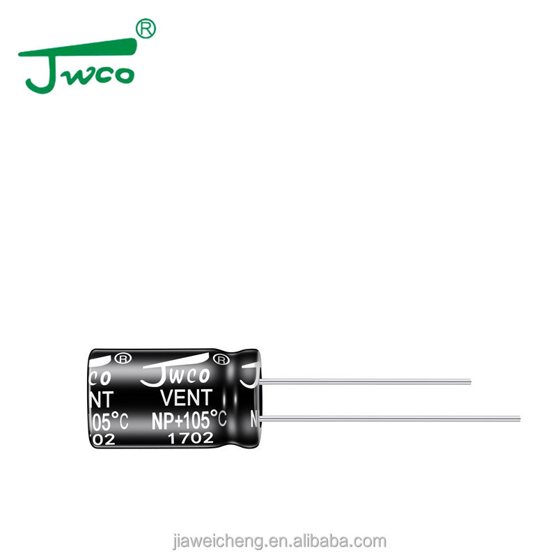 330 Mfd Capacitor 25 Vdc Electrolytic 500 Pieces