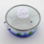 enamel pot milk pot coffee pot kitchen cookware porcelain clad casserole ,shaded drawing blue color enamelware glass lid