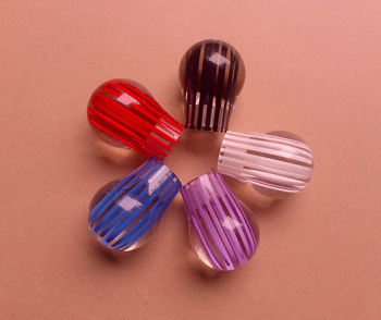 car refitting acrylic bubble gear shift knob new popular style