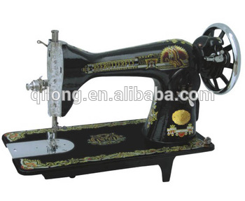 sewing machine one set domestic overlock sewing machine manual ja2-1