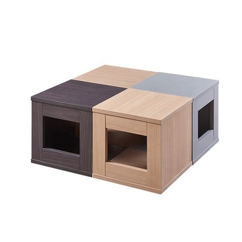 New Arrive mdf Combination Coffee Table 4 Sets Centre Table Living Room Furniture