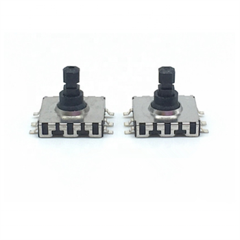 The Switch for CCTV joystick controller Tact Switch 6 pin 5 way 10*10*9 Multi Functional Switch