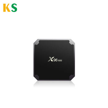Latest TV Box X96 Mini 1Gb 8Gb Amlogic S905W Installed KD player 17.3 player