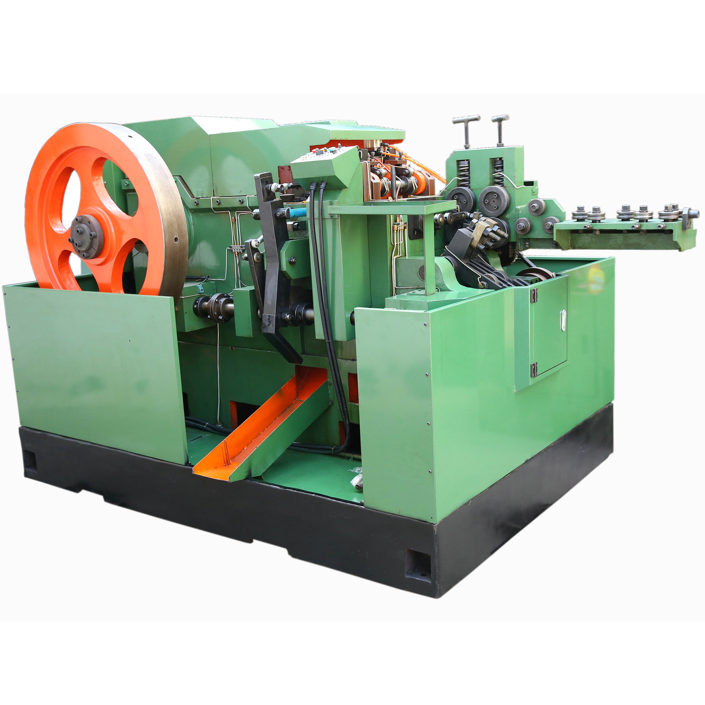 Tx-d20 Automatic 2-die 4-blow Cold Forging Screw Bolt & Charger Pin Making  Machine - Buy Bolt Machine,Screw Bolt Making Machine,Charger Pin Making  Machine Product on Alibaba.com