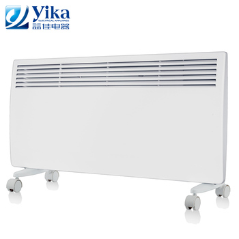 ERP weekly program 2000w electric wall room convector panel heater