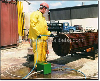high pressure cleaning machine industrial condenser tube cleaning equipment