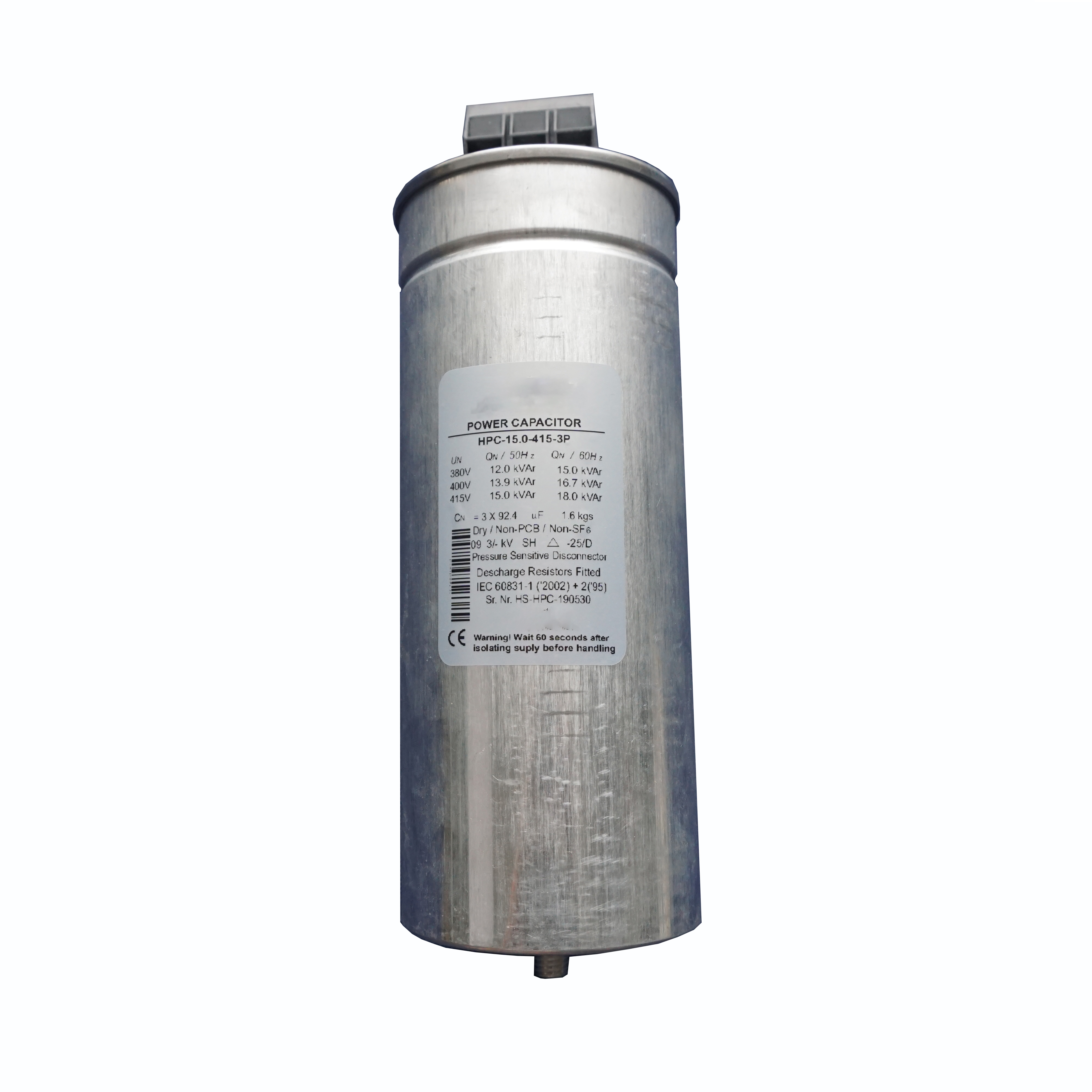 Factory Produces Good Prices 15kvar Super Capacitor 400v Buy Super Capacitor 400v 15kvar Stock Price Product On Alibaba Com