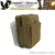 Leg bags for emergency use military field medical bags
