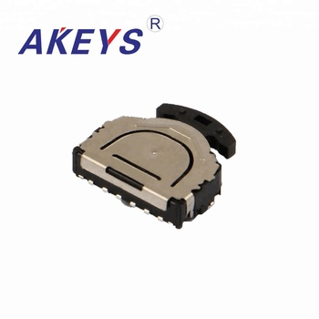 YJ-K2-02 6 Pin 5 Way SMD Mini Tactile Switch Momentary Leave Switch