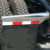 Heavy Duty Truck Accessories Commercial Big Rig Mud Flap Hanger with Reflector Sticker