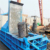 hydraulic scrap metal baler/hydraulic plastic baler/used clothes baling press machine for sale
