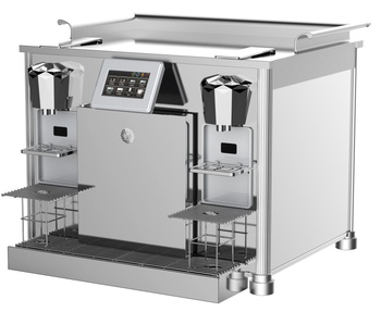 IBM TC66- Commercial Use Stainless Steel Lavazza Espresso Point(FAP/EP) Coffee Machine for Caffe/Cafe, Restaurant, Hotel