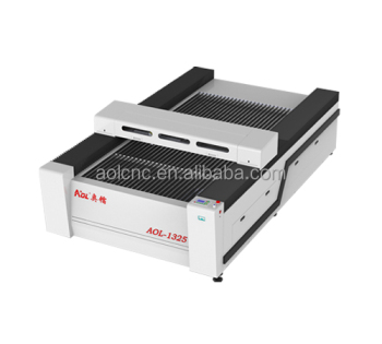 30mm acrylic 300w 500w co2 laser cutting machine price good