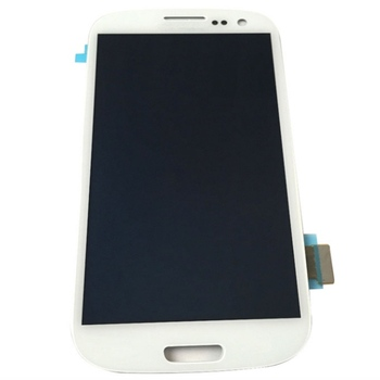 Low price screen display assembly with touch panel LCD for Samsung galaxy s3