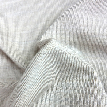 Natural Silver ECO-Safe Antibacterial Silver fiber Knitted cloth Silver-Based