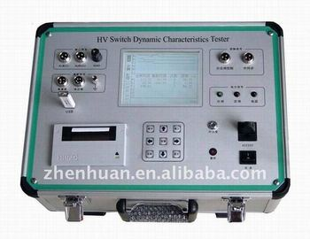 HV switch characteristics tester