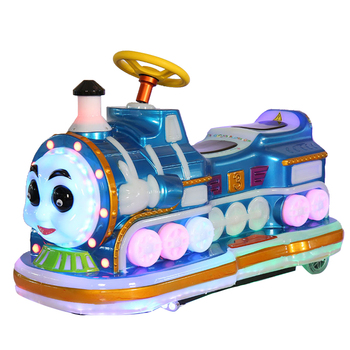 Electric thomas the train thomas train kiddie ride with cool lights