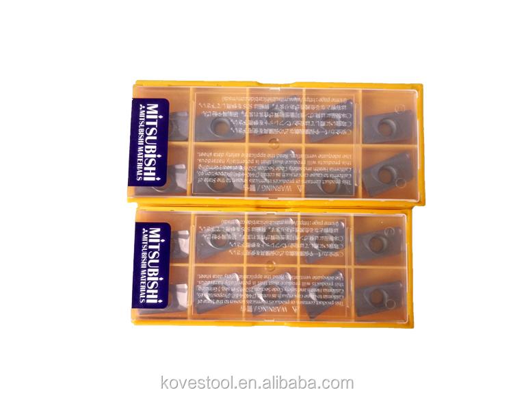 10 pcs MITSUBISHI Carbide inserts APMT 1604PDER-H2 Grade VP15TF